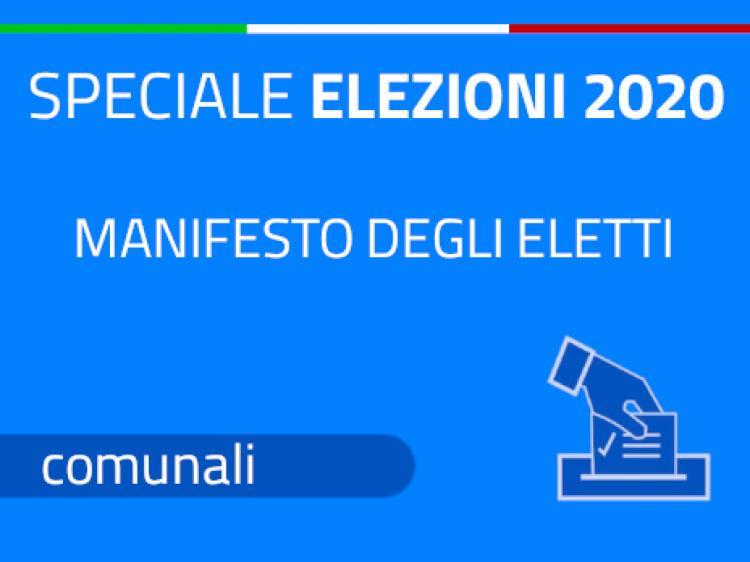 Manifesto degli eletti