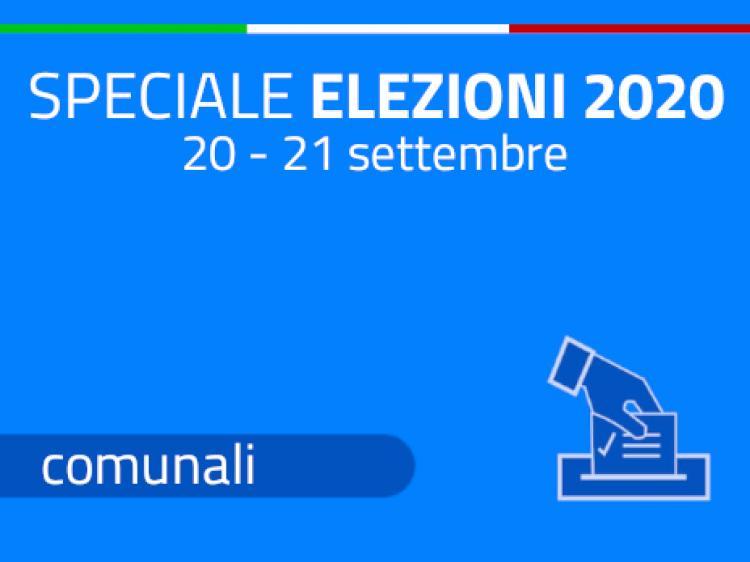 Speciale elezioni comunali 2020