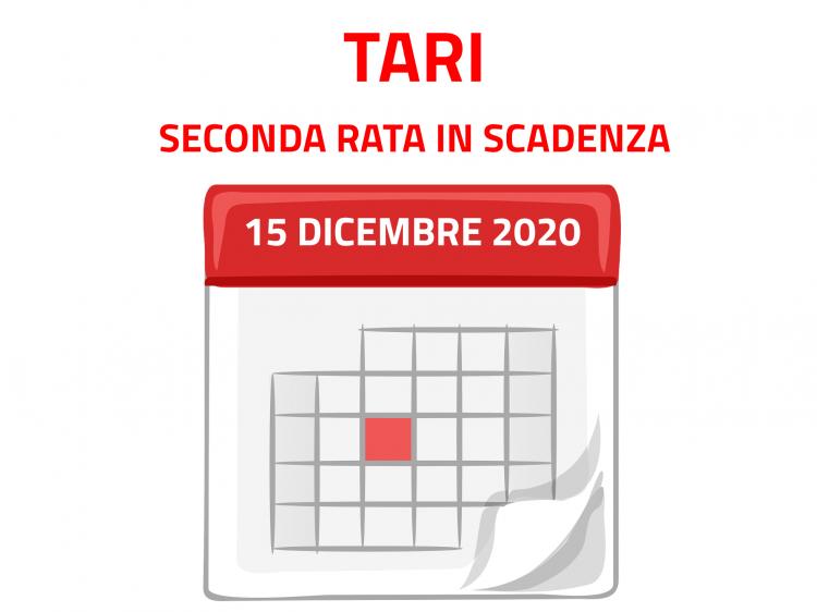 scadenza saldo tari 2020
