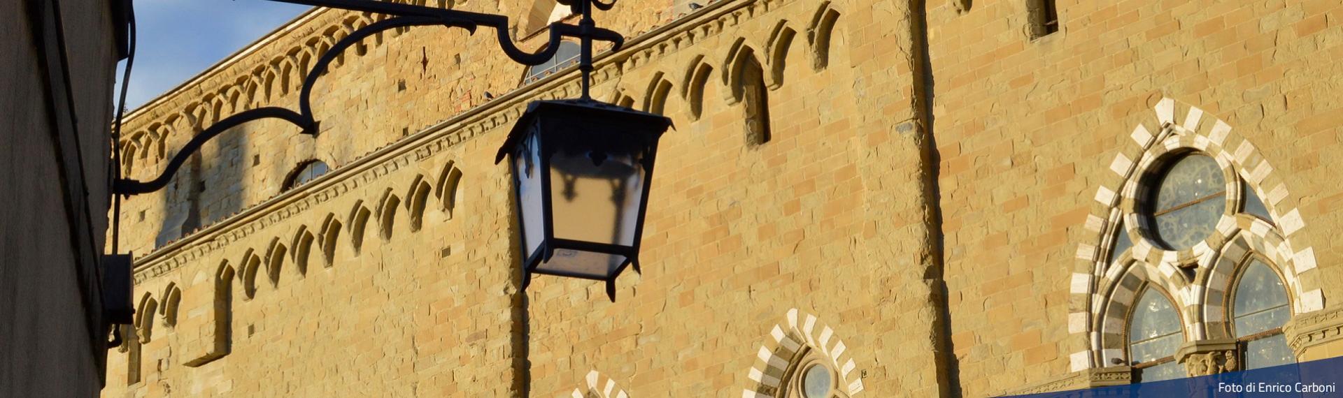 Particolare del Duomo di Arezzo
