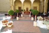 Palazzo comunale - Chiostro